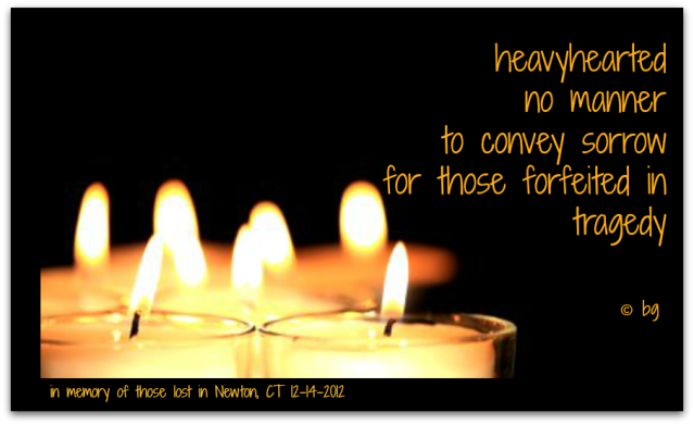 Candles for Sandy Hook
