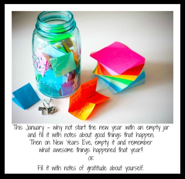 Memory Journal Jar