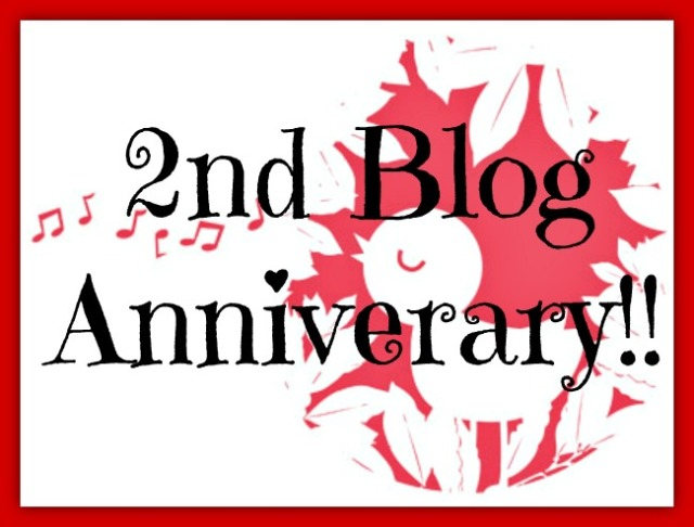 2nd Blog Anniversary