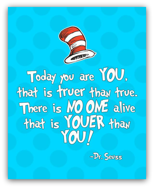 Dr. Suess - Truer than You - 2
