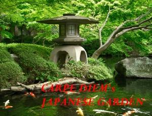 Logo - Carpe Diem - Japanese Garden