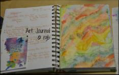Art Journal - 1-31-14 (Day 21)