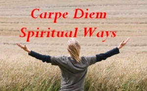 Logo - Carpe Diem - Spiritual Ways