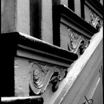 Fotor BW Dark Alley