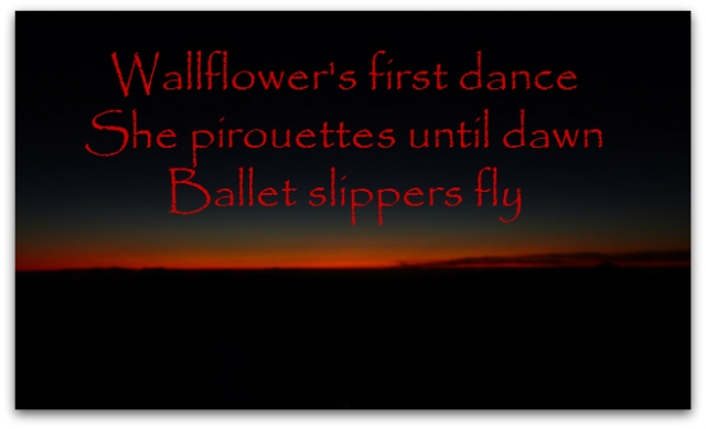 Wallflowers first