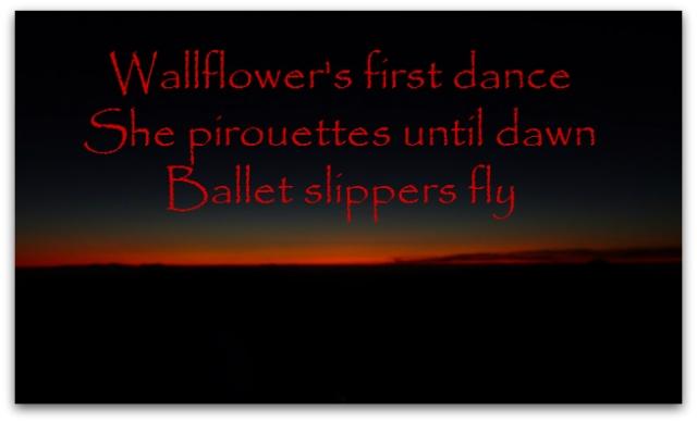Wallflowers first
