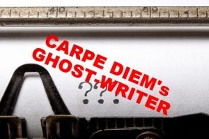 LOGO - Carpe Diem - GHOST-WRITER