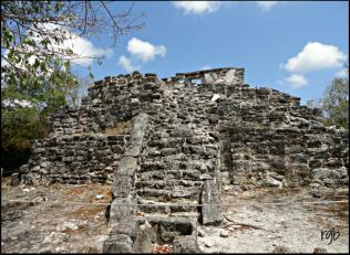 San Gervasio Mayan Ruins Cozumel, Mexico