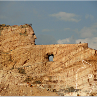 Crazy Horse Monument, Custer SD
