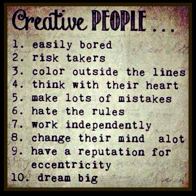 Random - Creative People