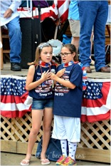 Girl Scouts - Pledge of Allegiance