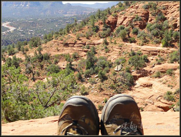 Weekly Photo Challenge 76B - Beneath My Feet